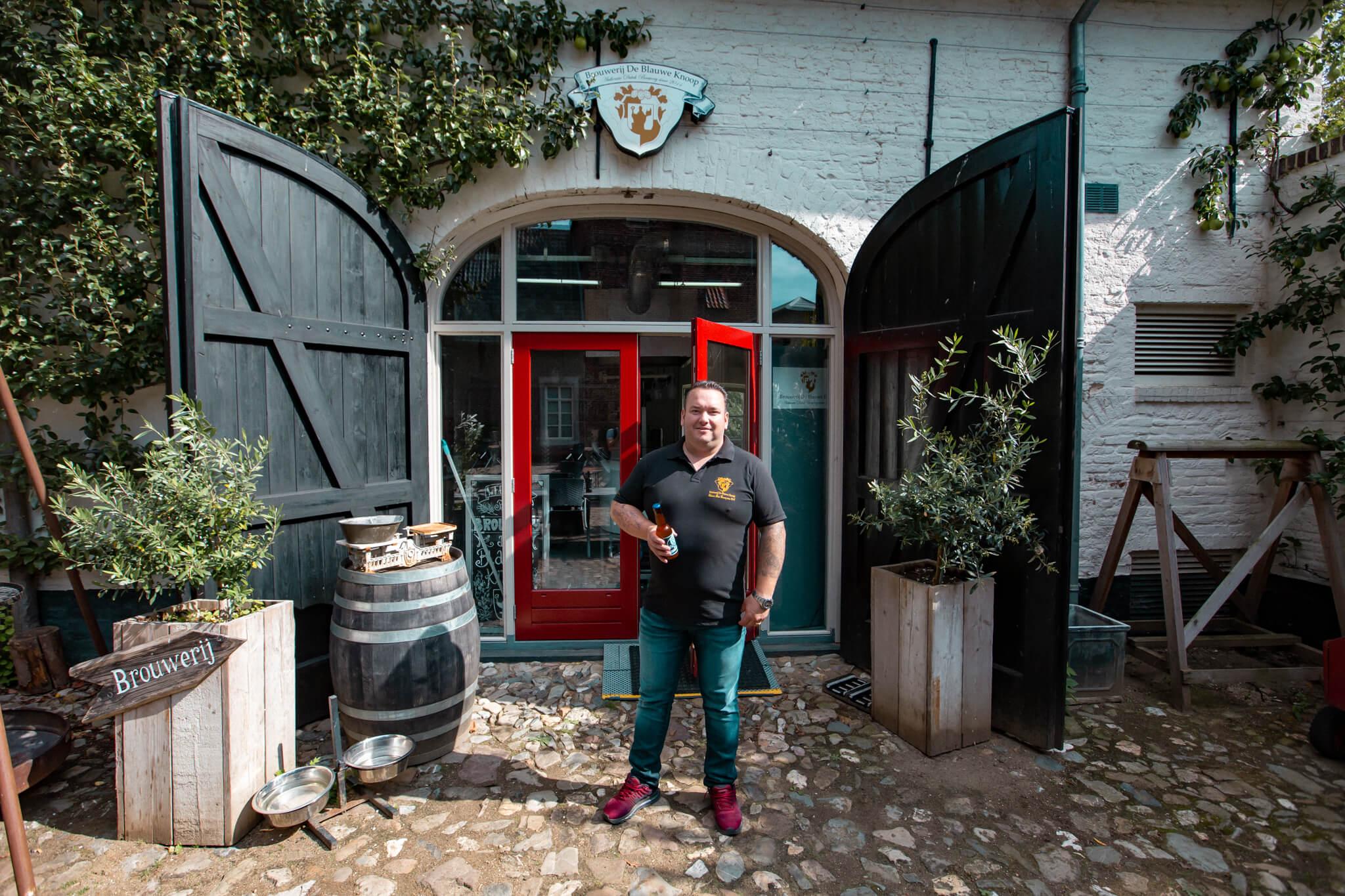 WEEK 39:  Het verhaal van brouwerij De Blauwe Knoop