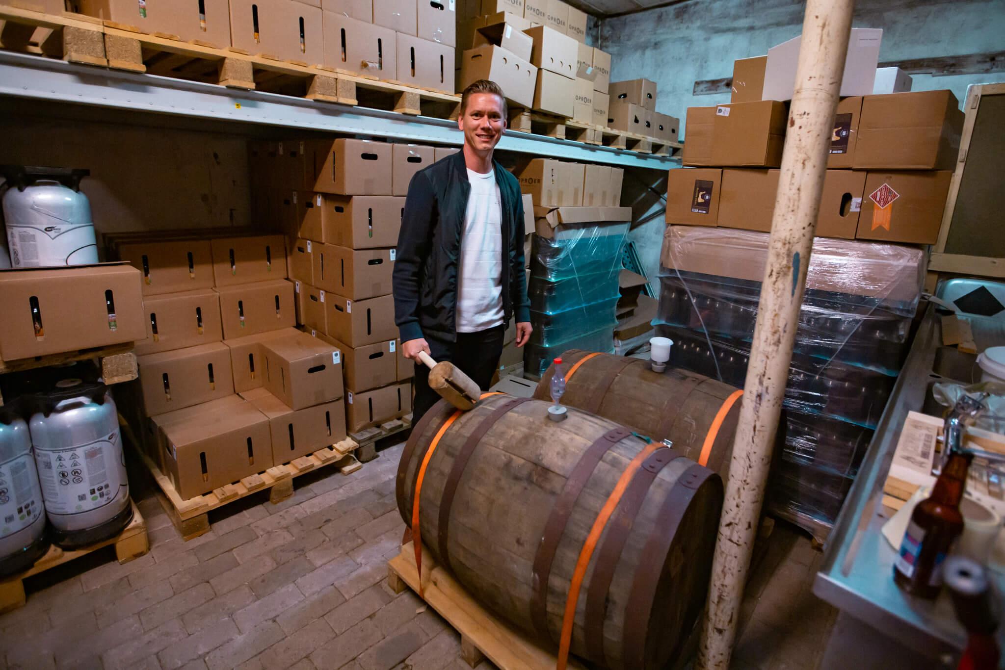 WEEK 38:  Het verhaal van brouwerij De Kluys