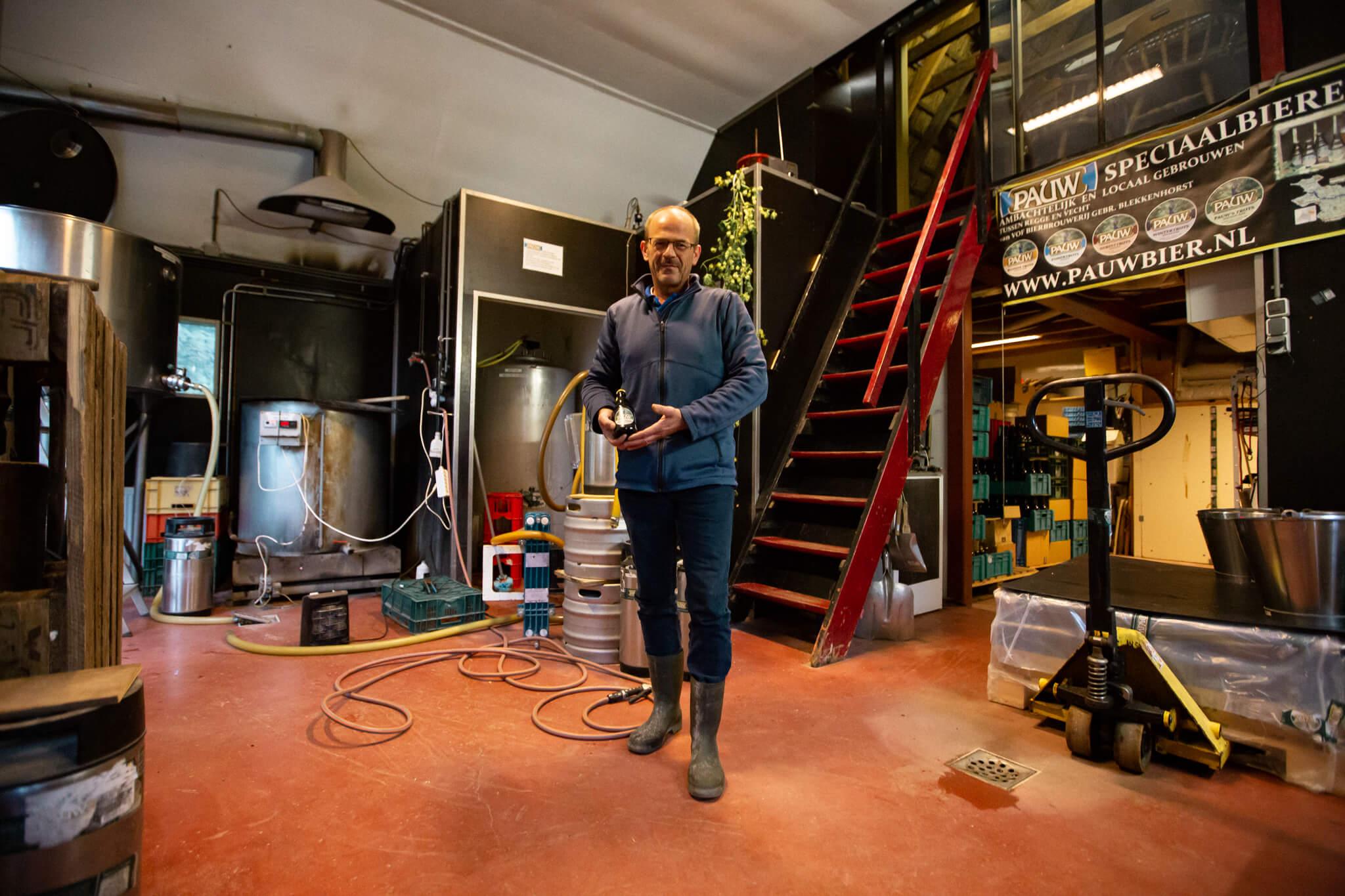 WEEK 40:  Het verhaal van brouwerij Pauw