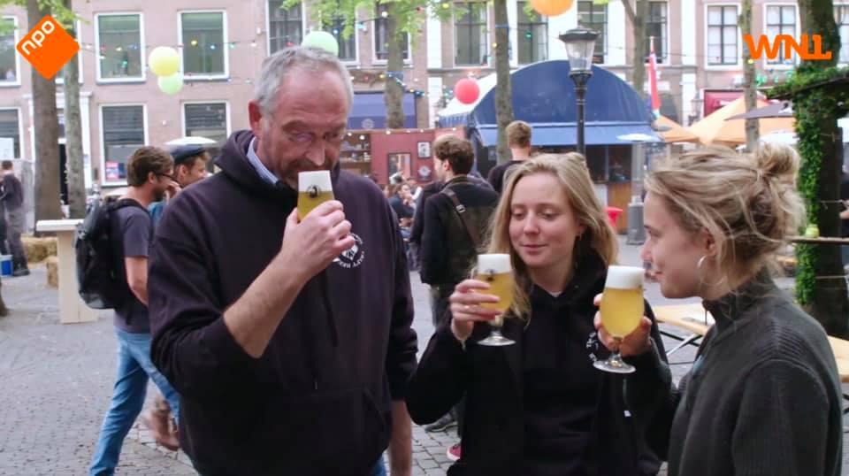 WEEK 1:  Het verhaal van The Sisters Brewery