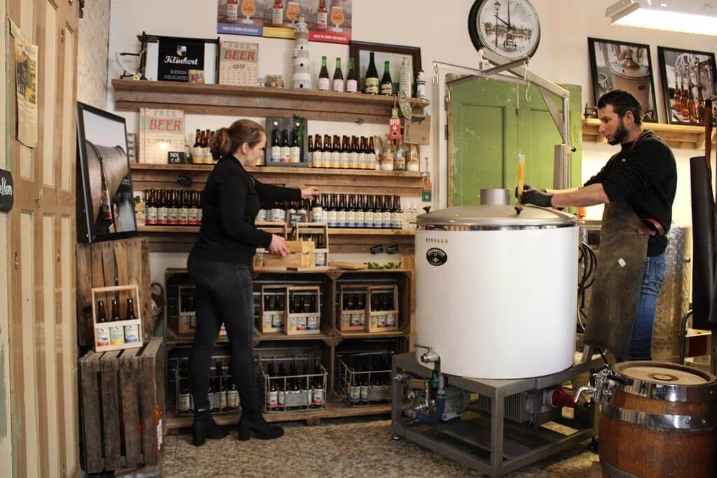 WEEK 7:  Het verhaal van brouwerij Klinkert