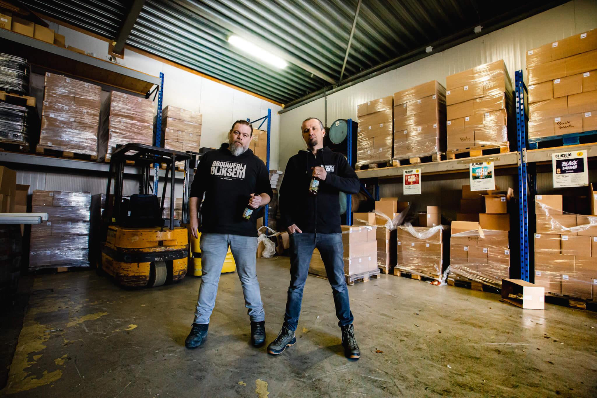 WEEK 16: Het verhaal van brouwerij Bliksem
