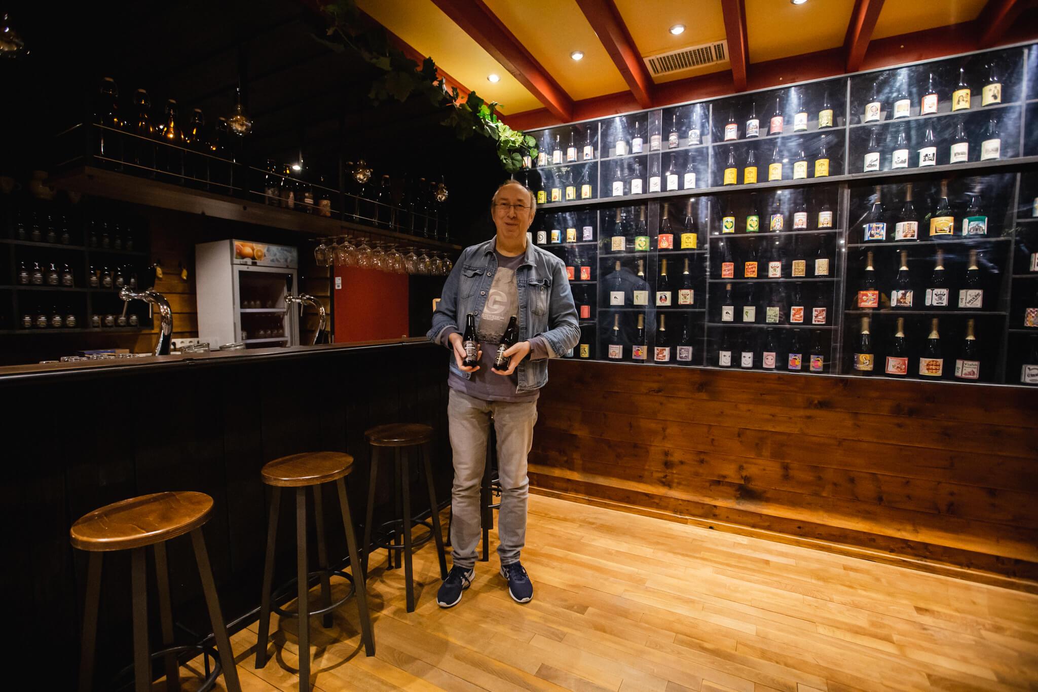WEEK 14:  Het verhaal van de Bierbrouwerij Sint Servattumus