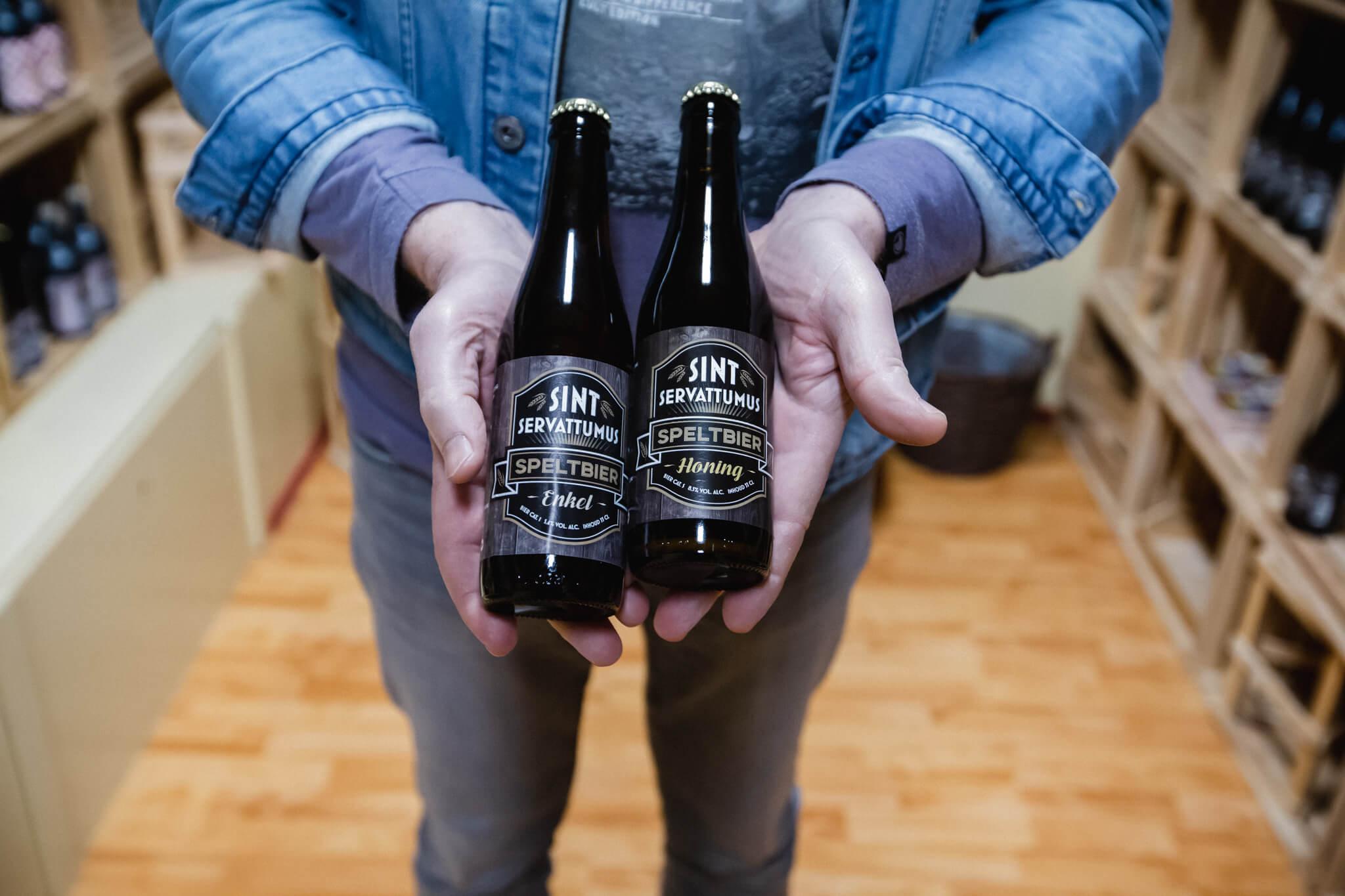 WEEK 17:  Het verhaal van de Bierbrouwerij Sint Servattumus