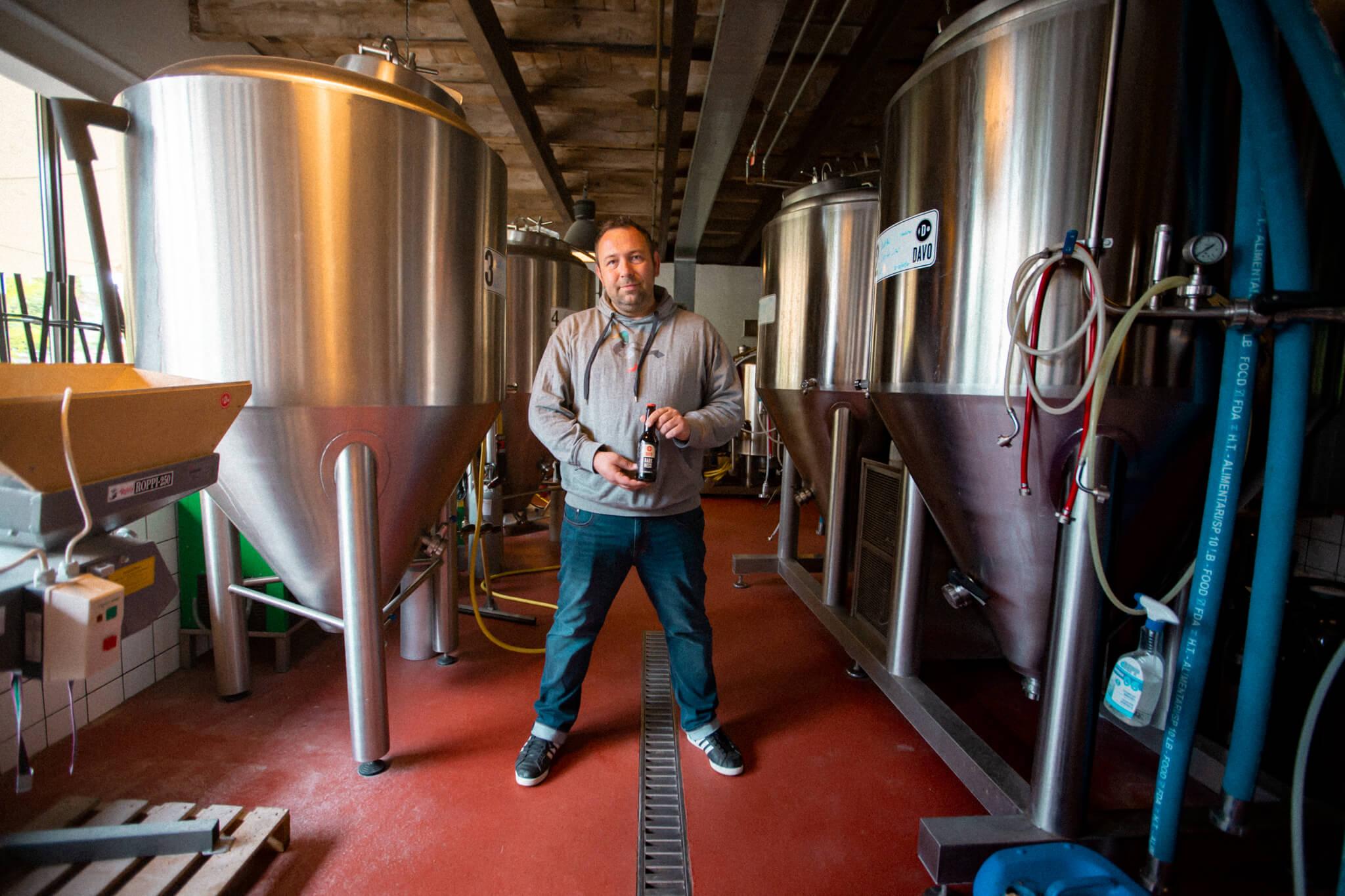 WEEK 25:  Het verhaal van Brouwerij DAVO