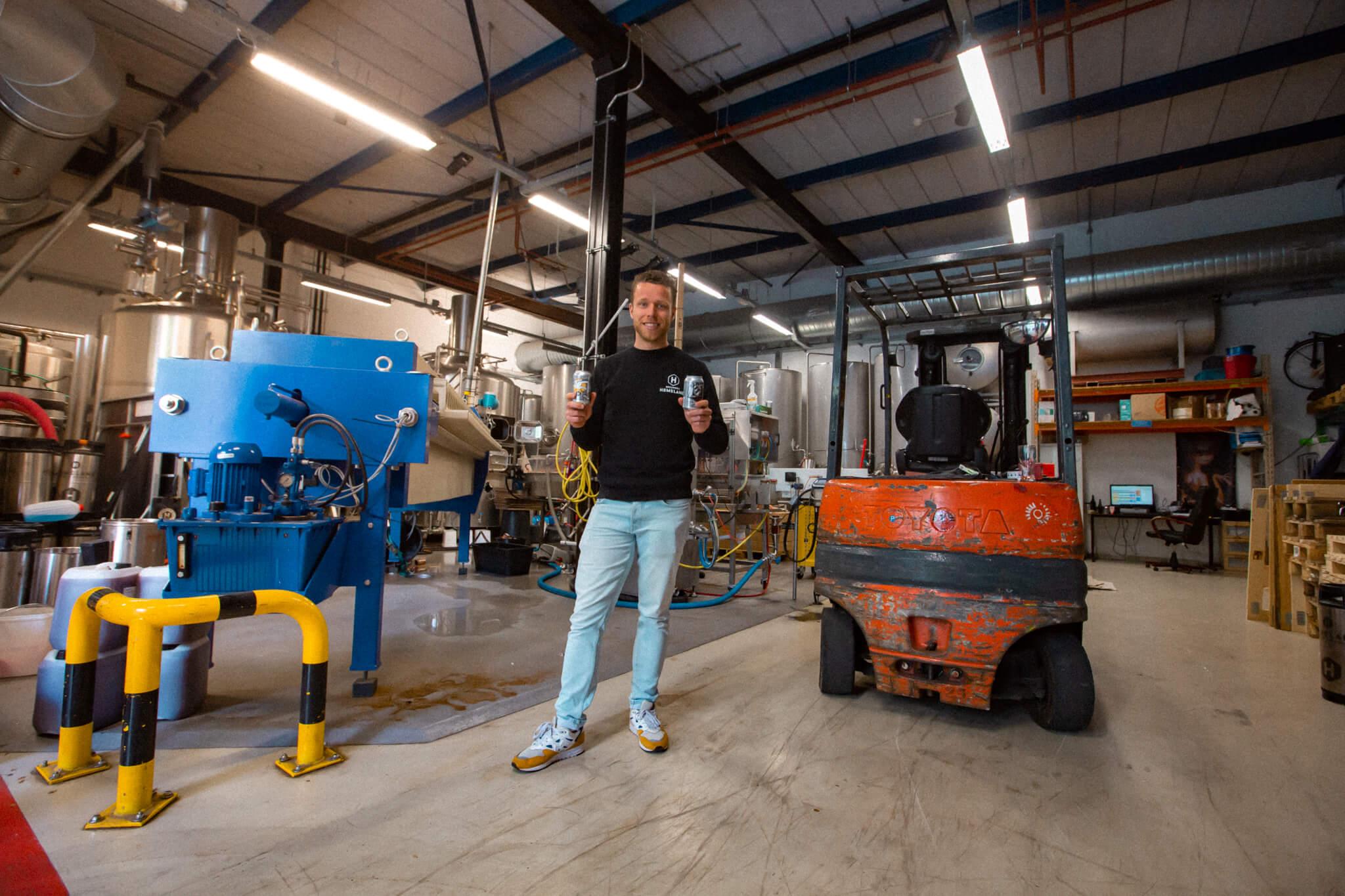 WEEK 23:  Het verhaal van Brouwerij Homeland