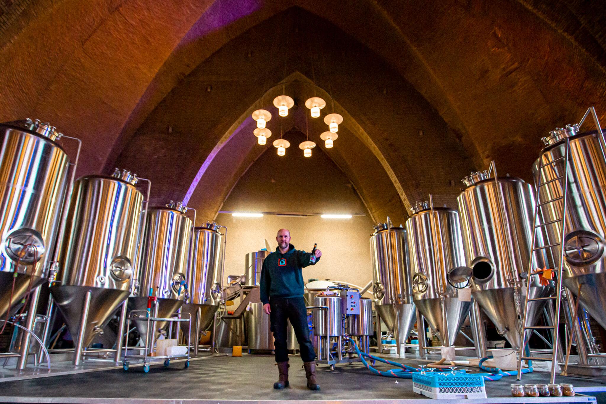 WEEK 22:  Het verhaal van de Allmouth van Pontus Brewing