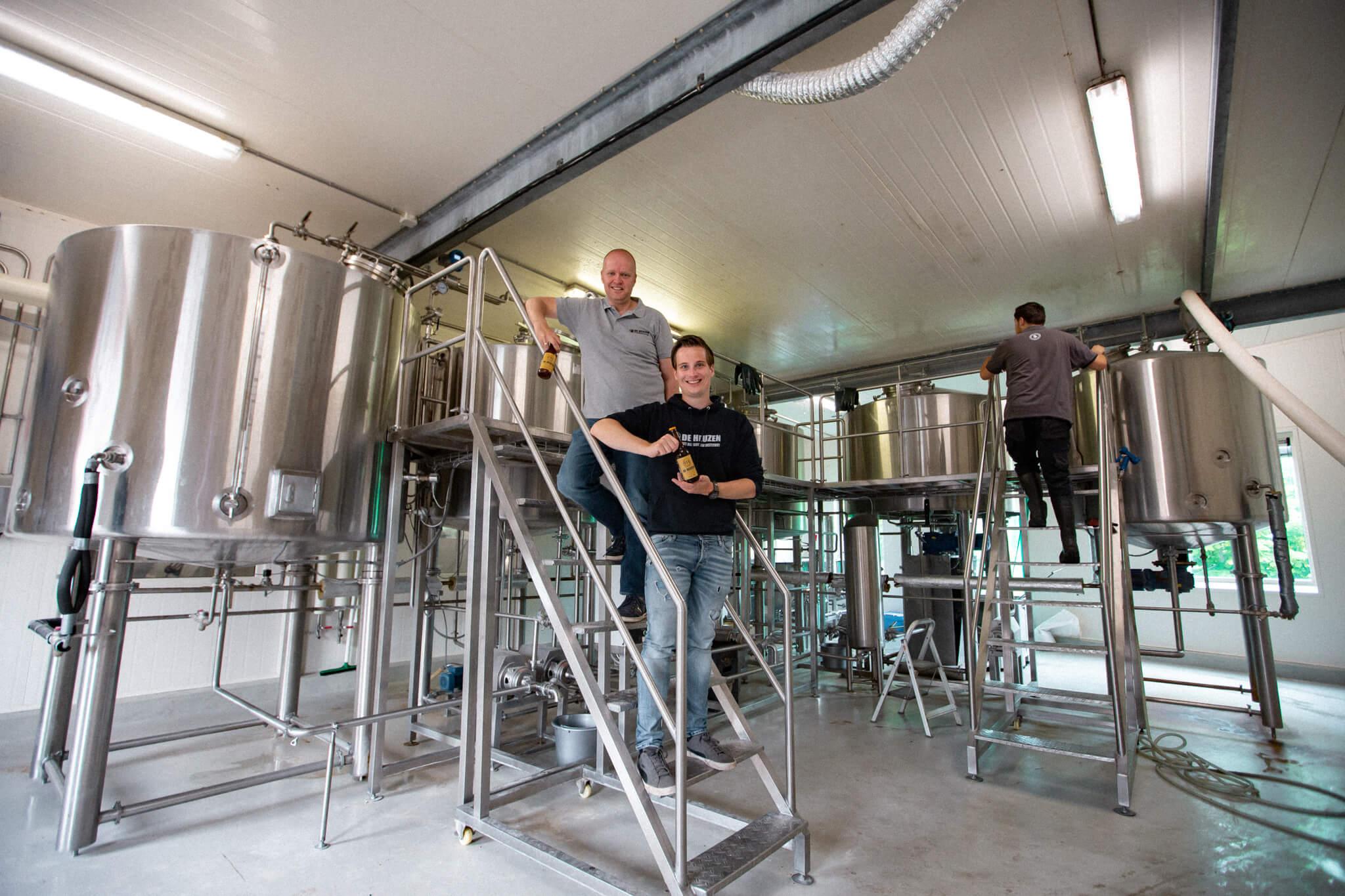 WEEK 30:  Het verhaal van Brouwerij De Heuzen