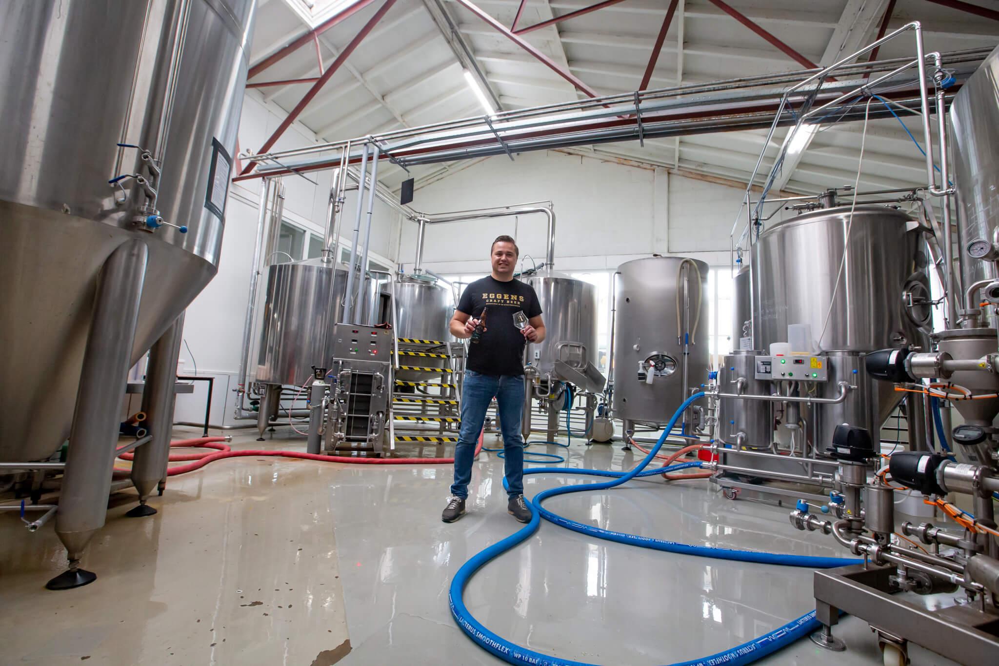 WEEK 36:  Het verhaal van Brouwerij Eggens
